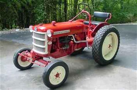 Used Farm Tractors For Sale 1959 Farmall Cub Lo Boy Sold