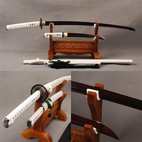 Pedang Tanto Japan Sword handmade folded steel blade japanese swords set katana tanto tang sharp edge knives