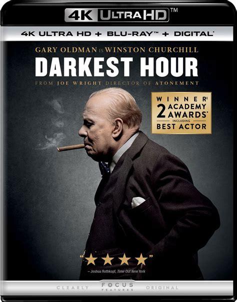 darkest hour vue darkest hour coming to 4k ultra hd blu ray hd report