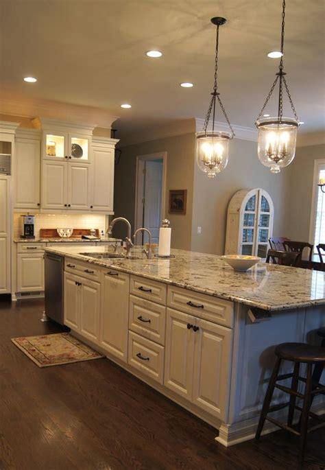 creamy white kitchen refinished cabinets glaze and grey walls on pinterest