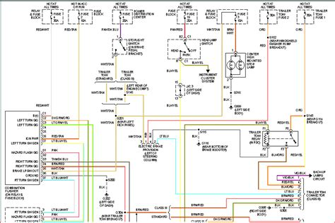 03 intrepid headlight switch wiring diagram schematic