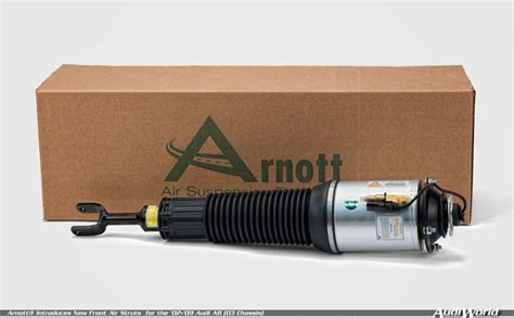 is air ride suspension comfortable arnott 174 introduces new front air struts for the 02 09