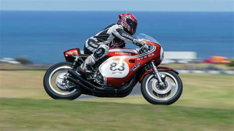 Motorrad Classic Rennen by Phillip Island Classic Motorcycle Racing 2017 Including