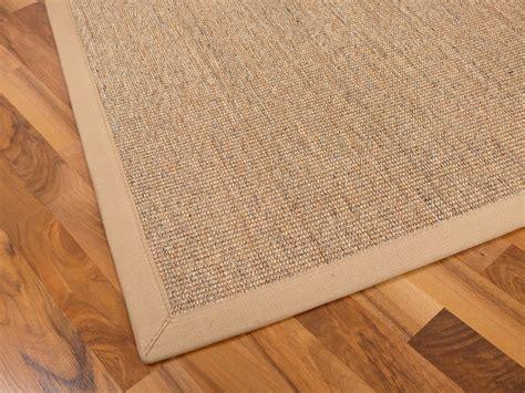 teppiche natur sisal astra natur teppich nuss bord 252 re beige teppiche