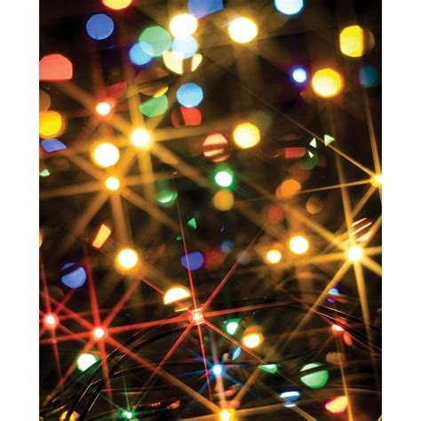 christmas lights printed backdrop backdrop express
