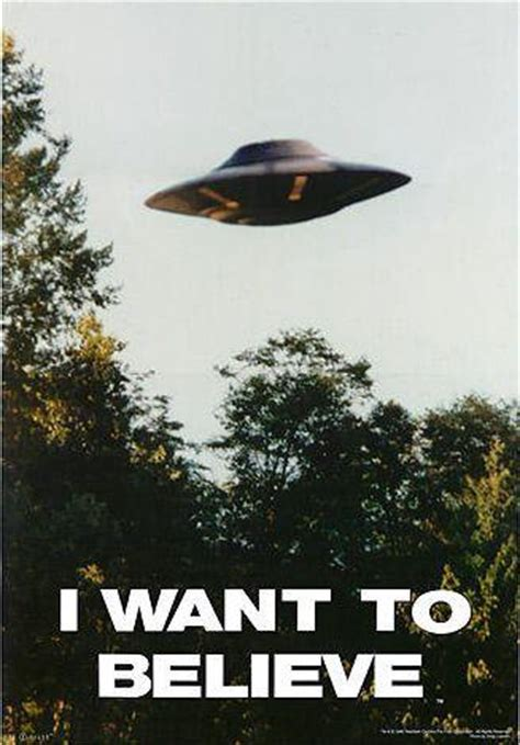Xfiles Plakat by X Files I Want To Believe