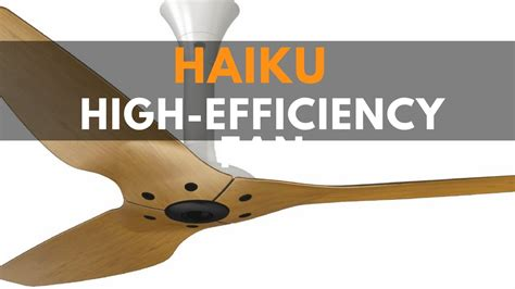 high efficiency ceiling fan haiku ceiling fan woosh led lights bamboo by big