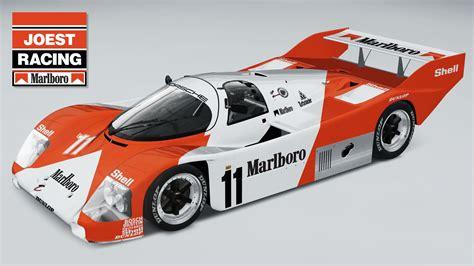 Porsche Racing Team by Porsche Marlboro Joest Racing Team 1983 Racedepartment