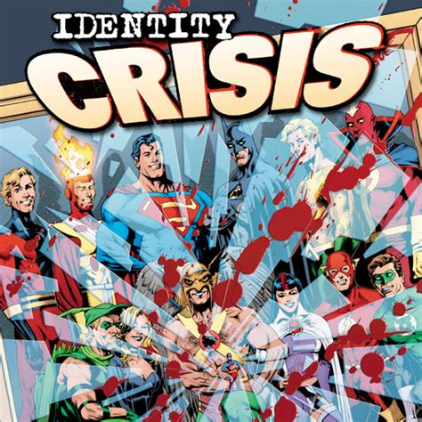 comics review part 1 identity crisis issues 1 4 mitc