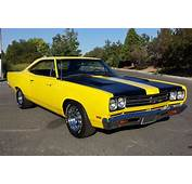 1969 PLYMOUTH ROAD RUNNER  185481