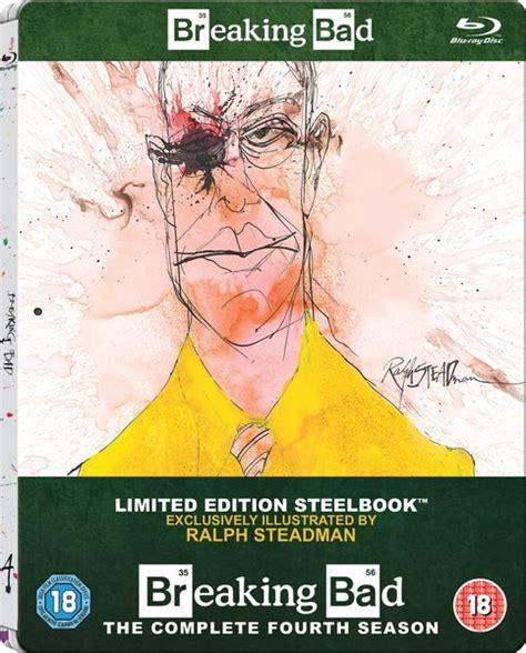 Breaking Bad Black Tees Limited breaking bad season 4 zavvi exclusive limited edition