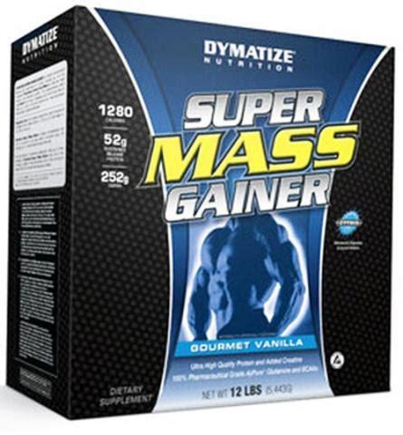 Suplemen Dymatize Mass Gainer Dymatize Mass Gainer Review Suplemen Fitness