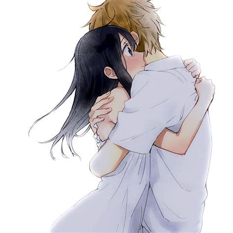 Anime Hug by Image 2802725 By Miss Dior On Favim