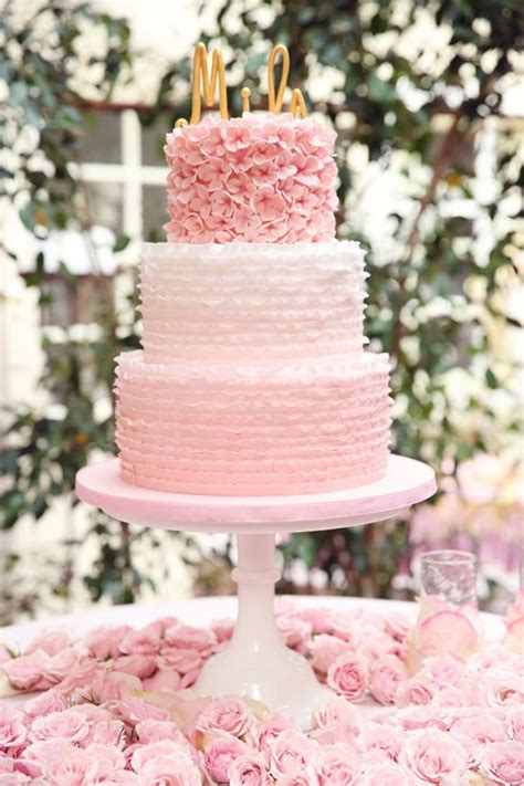 Pretty Baby Shower Cakes by The World S Catalog Of Ideas