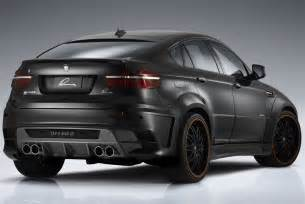The hotest tuning of bmw x6 m