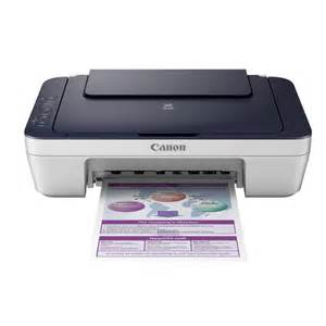 color printer canon pixma e400 multi function inkjet color printer
