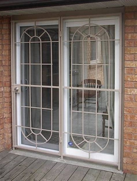 Patio Security Door by Security Screen Doors Security Screen Doors For Patio Doors