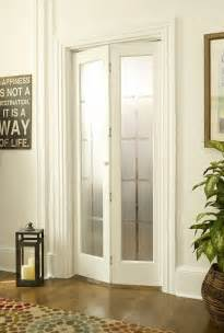 Unfinished Wood Shutters Interior Colonial Frosted Glass Bifold Door In Unfinished Or