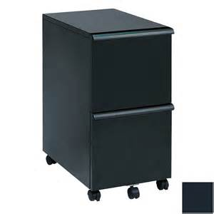 Two Drawer File Cabinet Shop New Spec Black 2 Drawer File Cabinet At Lowes