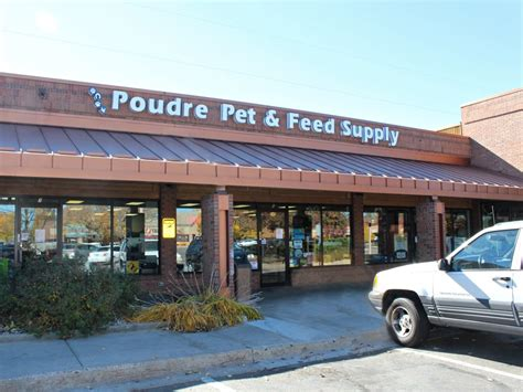 poudre pet feed supply pet stores 2100 w drake rd