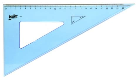 Drafting Online Tool helix set square 60 degrees 21cm buy online in south