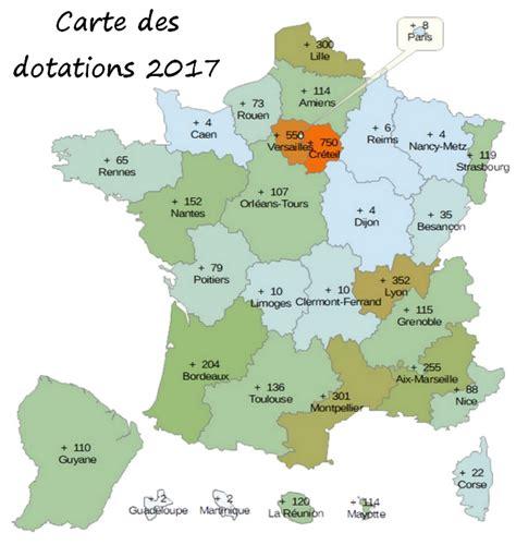 Calendrier Dotations 2016 Dotation Acad 233 Mique Pour La Carte Scolaire 2017 Maj Du 23