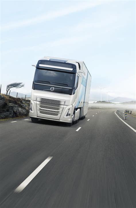 volvo trucks  concept truck cuts fuel consumption