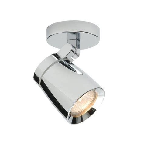 Bathroom Spot Lighting Chrome Bathroom Spotlight Adjustable Insulated Ip44