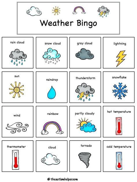 Weather Forecast Worksheet Elementary worksheet weather report worksheets