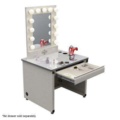 Light Up Vanity Table Need This Broadway Lighted Vanity Makeup Desk By Vanity Bedroom