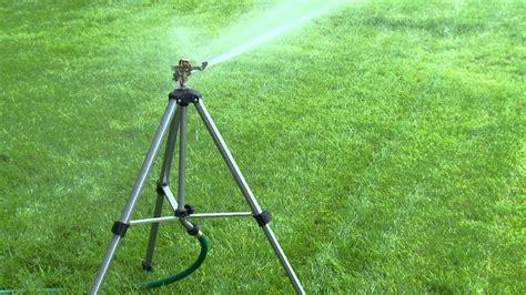 best lawn sprinklers top 5 best tripod lawn sprinklers for your garden