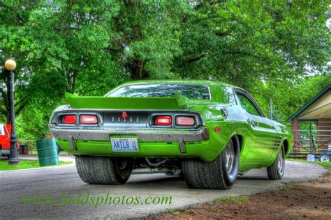 Tubbed Car tubbed challenger rods dodge challenger dodge and car cave