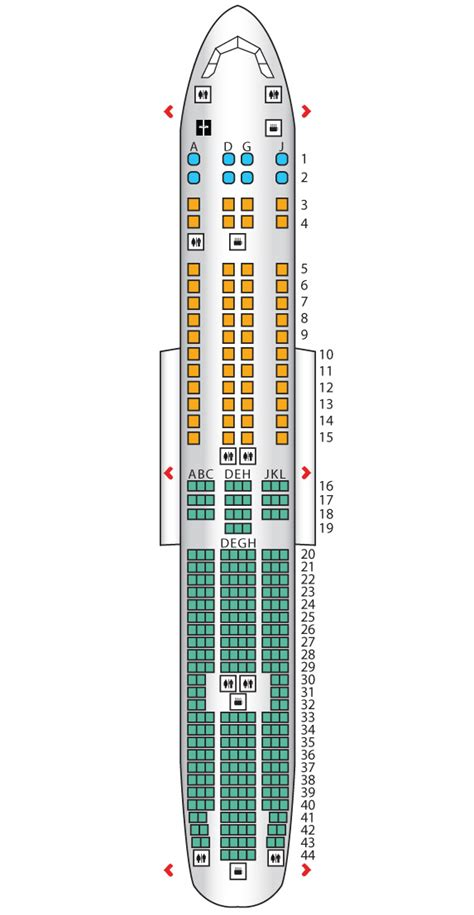 b777 300er american airlines seat maps reviews