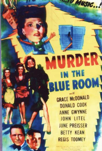 murder in the blue room dvds bds in my collection
