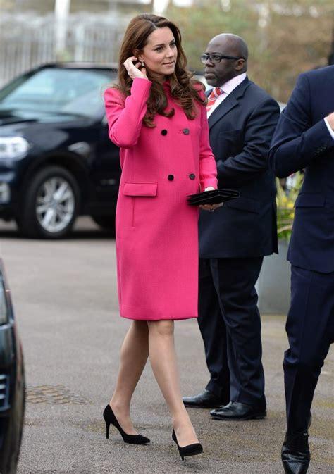 catherine duchess  cambridge visited  stephen