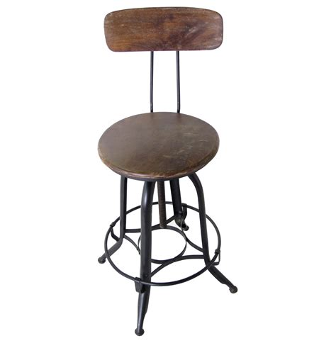Rustic Iron Bar Stools by Furniture Brown Wrought Iron Bar Stools With Low Back And