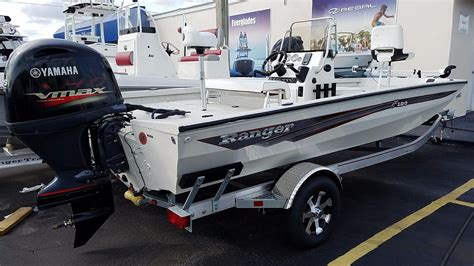 ranger aluminum center console boats 2017 ranger 190 rp power new and used boats for sale
