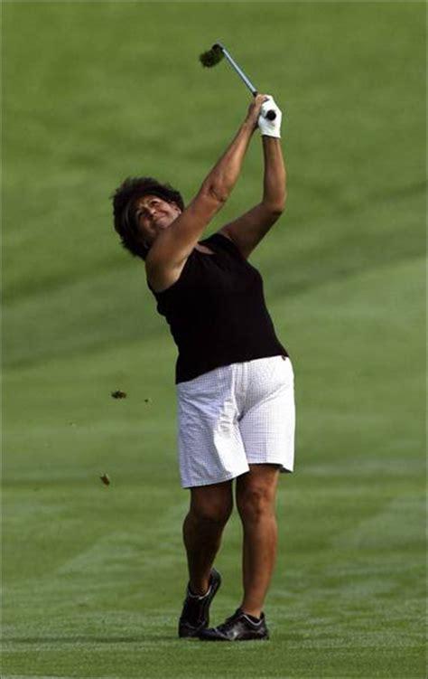 nancy lopez golf swing back in the swing toledo blade