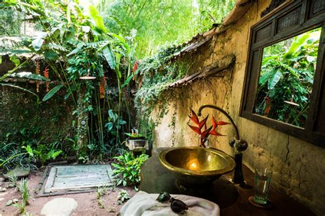 Balinese Backyard Ideas Elora Orin House Bambu Indah