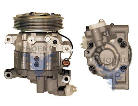 compressor kc50 nissan sentra 2 5l 2000 2005 comfort air inc rv hvac parts