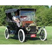 1910 Ford Model T Touring White Tires 1  Photographed