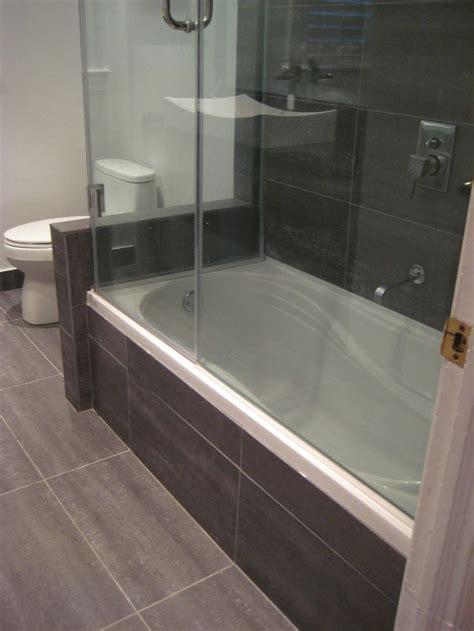 white wall compact bathroom modern designs  black tile
