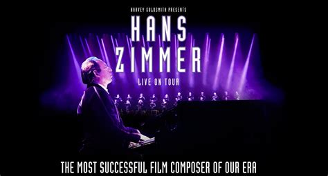 live on hans zimmer live on tour in 2016