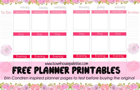 free printable fitness planner 2016 workout planner template avery 2016 calendar template