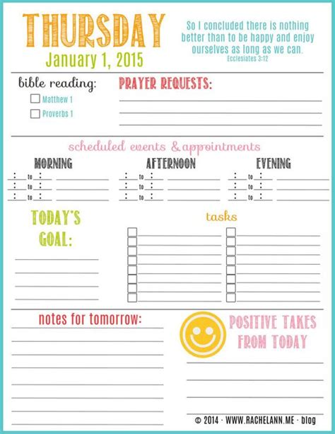 printable daily bible reading calendar shops each day and printable planner on pinterest
