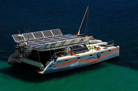 catamaran yacht images image result for solar powered catamaran yacht design