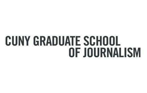 Cuny Mba Deadline by Cuny Graduate School Of Journalism Resilience Journalism