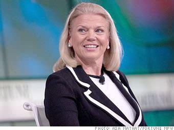 Meet The 18 Fortune 500 Female Ceos Ginni Rometty 1 Ibm Fortune 500