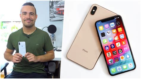 apple iphone xs iphone xs max iphone xr meine meinung ersteindruck swagtab