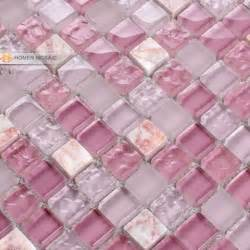 exceptional 12X12 Tiles For Kitchen Backsplash #1: romantic-rose-pink-glass-mixed-marble-tile-12x12-bathroom-mosaic-tiles-kitchen-backsplash-mosaic-tile-free.jpg